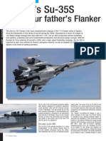 DT Su 35S Flanker March 2010