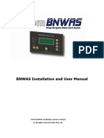 BNWAS Installation and User Manual Ver 1.6
