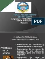 PLANEMIENTO ESTRATEGICO