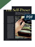 Nedko Solakov - The Self-Preservation Society