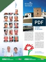 Freguesia de Torre de Coelheiros – Programa Eleitoral