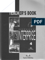Enterprise 4 Teachers Book