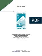 Punti Shu Antichi Mappe
