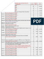 A RECORD OF SHARON CREWS' FOIA REQUESTS FROM 2008 THROUGH JULY 2013 AND DISTRICT 150 LAWYERS' FEES PAID TO ADVISE THE DISTRICT HOW TO HANDLE THE FOIAs