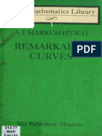 MIR - LML - Markushevich a. I. - Remarkable Curves - Mir Publishers (1980)