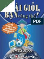 Toi tai gioi ban cung the - I Am Gifted So Are You - Adam Khoo.pdf