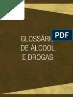 Glossário de álcool e drogas