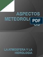 ASPECTOS METEOROLOGICOS