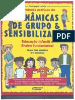 Dinamicas de grupo e sensibilizações