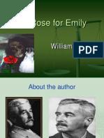 A Rose for Emily Faulkner