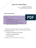 Basic Elements of a Short Story