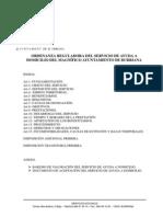 OrdenanzaSAD Publicada 2012