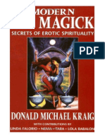 Modern Sex Magick Secrets of Erotic Spirituality