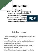 Fatty Alcohol