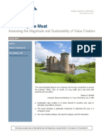 Credit Suisse- Measuring the Moat