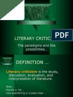 1.literarycriticism