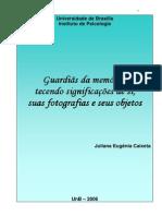 guardians da memoria Juliana Eugênia Caixeta