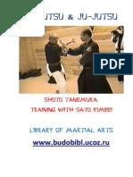 Ninjutsu. Shoto Tanemura. Training with Sato Kimbei