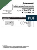 Kxmb3010 Spa