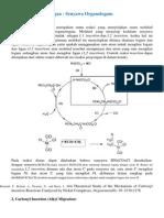 Reaksi Modifikasi Ligan