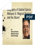 Márquez & Magical Realism
