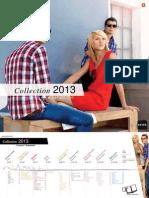 Groupe Parisot Export 2013