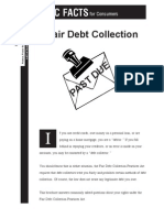 FTC - Fair Debt Collection