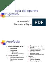 Ap. Digestivo Anamnesis
