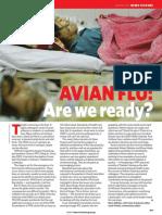 Avian Flu News Feature