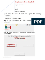 Vas5054a v19 Setup Instruction English