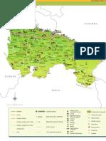 Map Province La Rioja