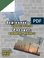 Seminarski-WindEnergy