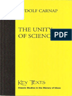 Carnap the Unity of Science Lite