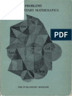 MIR - Lidsky v. Et. Al. - Problems in Elementary Mathematics - 1973