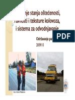 89Predavanje 3 - Snimanje Stanja OECD HDM Odvodnjavanje