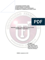 Educacion Superior en Venezuela