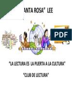 Banner Club de Lectura