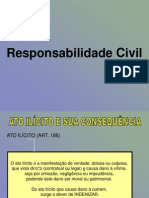 116820715 Responsabilidade Civil Apresentacao de Powerpoint