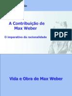 Aula DIR - Max Weber