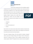 A Price Transmission Testing Framework
