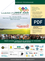 Clean Power Asia 14-16May 2012
