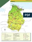 Map Province Lugo