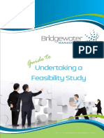 BM Guide to Preparing a Feasibility Study