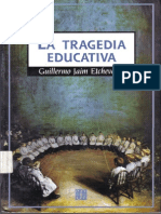 La Tragedia Educativa Echeverry