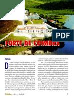 Artigo - Anônimo - Forte de Coimbra