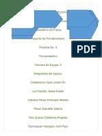 Prelaboratorio Tiro Parabolico Eq.5 Ip 101