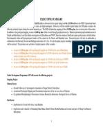 DraftAnnualProgramme2008-09