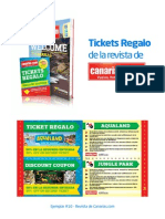 Tickets Regalo de Canarias.com