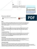 Tipos de problemas ambientales _ eHow en Español