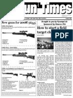 Airgun Times 01 2008